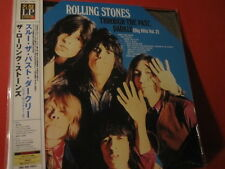 """THE ROLLING STONES""""THROUGH THE PAST""""(200GRAM/ANALOGE JAPANPRESSING/NEW=UNPLAYED)"""