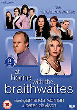 AT HOME WITH THE BRAITHWAITES - THE COMPLETE SERIES - DVD - REGION 2 UK