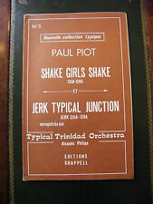 Partition Shake girls shake Paul Piot Jerk typical junction