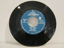 45 RECORD BILLY WARD AND DOMINOES-DEEP PURPLE
