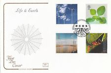 (92943) GB Cotswold FDC Life & Earth - ECOS Ballymena 4 April 2000
