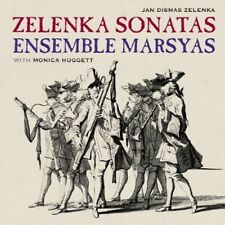 Ensemble Marsyas, J.D. Zelenka - Zelenka Sonatas [New SACD] Hybrid SACD