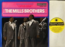 THE MILLS BROTHERS opus one ZS 157 uk rediffusion LP PS VG/VG+ wos