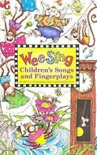 Wee Sing Children's Songs and Fingerplays book (reissue)-ExLibrary