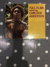 Full Flava Feat Carleen Anderson Stories Promo CD Single