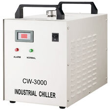 CW-3000AF Thermolysis Type Industrial Water Cooler Chiller, AC 1P 220V, 50HZ