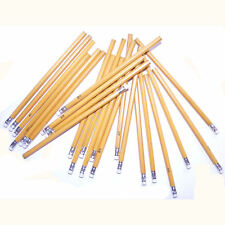 144 HB Pencils with Rubber Eraser End - Ideal for School, Home, Office