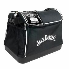 JACK DANIELS LUNCH COOLER with Hard Base - Workers Bag Box Old No 7 Whiskey Xmas