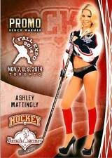 Ashley Mattingly 12 2014 Bench Warmer Toronto Fall Expo Promo
