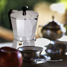 NEW 6 CUP MOKA Espresso Coffee Maker Percolator Perculator Stove Top