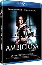 Forever Amber (1947) (Blu-Ray) George Sanders, Jessica Tandy, Otto Preminger NEW