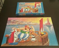 "Astérix puzzle 2000 france ,"" le phare d'alexandrie "" , 250 pieces"