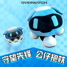 Anime Game Overwatch OW MEI Cute Doll Plush Pillow Toy Cushion Birthday Gift