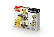 Costruzioni Engino Inventor: 8 in 1 Industrial Models, New!