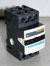 Din Rail Class CC Fuse Holder 30A 600VAC 3 Phase Schneider Telemecanique LS1D30