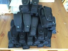 "40 x Ex Police CS Gas Pouches For 2"" Kit Belt. Multi Tool Or Torch Pouches."