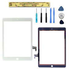 compatible with iPad Air Touch Screen Digitizer Front Glass White Replacement