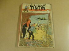 BD ALBUM LE JOURNAL TINTIN 7 / Nrs 40 (1948) - 3 (1949)