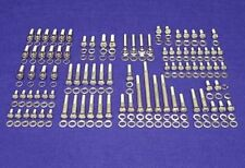 FORD SMALL BLOCK 260 289 302 STAINLESS STEEL ENGINE HEX BOLT KIT