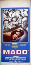 locandina 1977 MADO'-Michel Piccoli-Ottavia Piccolo-Romy Schneider-Jacq.Dutronc
