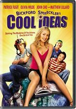 DVD - Comedy - Bickford Shmecklers Cool Ideas - Olivia Wilde - John Cho