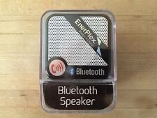 EnerPlex iPhone Android  Compatible Small Mini Bluetooth speaker, Blue BIG SOUND