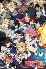 FAIRY TAIL - ANIME POSTER - 24x36 CHARACTERS 79274