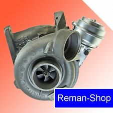 Turbocharger Mercedes C270 CDI W203 170 hp ; 711009-1 ; A6120960999 A6120960499