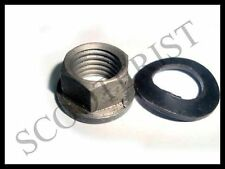 Vespa Clutch Flange Nut Vbb/Vba/Super/Sprint/Rally/GL/PX/P/PE LML Star/Stella/T5