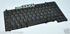 Dell Latitude D820 D620 Inspiron M301z Swed/Finnish Keyboard UC160
