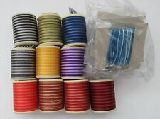 DMC Cotton Variegated Thread 10 Spool Lot Brillante Dalsace Size 50