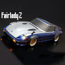 ABC Hobby NISSAN FAIRLADY 280Z S130 200mm Body Street Fender RC Car Drift #66131