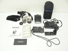 Vintage Lot Olympus C-3020 Zoom Cemedia Winder 1 Infinity Yashica Cameras Parts