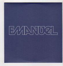 (GS782) Emanuel, Cottonmouth - 2007 DJ CD