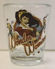 Wonder Woman DC Bombshell Mini-Glass 'TOON TUMBLER