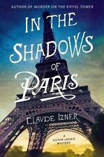 In the Shadows of Paris (Victor Legris Mysteries, No. 5)-ExLibrary