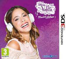 Violetta Musica E Ritmo Nintendo 3DS IT IMPORT NAMCO