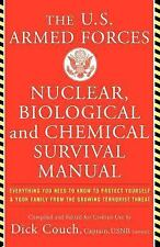 U.S. Armed Forces Nuclear, Biological and Chemical Survival Manual-ExLibrary