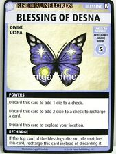 Pathfinder Adventure Card Game - 1x Blessing of Desna - Rise of the Runelords