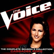 The Voice: The Complete Season 3 Collection by Cassadee Pope (CD, Jan-2013,...