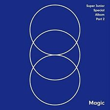 Super Junior - Magic [CD New]