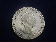 20 Kreuzer 1835 B Franz I   W/15/501/A