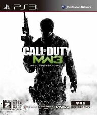 Call of Duty: Modern Warfare 3  - MW3 - PlayStation 3 (2011)