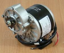 24V 350W Electric Motor W Gear Reduction Razor Dirt Quad Scoo 24 Volt 350 Watt