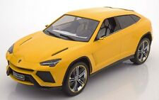 MCG 2012 Lamborghini Urus Yellow Color 1/18 Scale. New Release! In Stock!