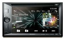 "Sony XAV-W650BT 2-DIN Bluetooth Car Stereo DVD Receiver w/ 6.2"" Touchscreen"