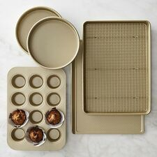 williams sonoma goldtouch non stick 6 piece set NIB NEW! Ships in 24 hours!