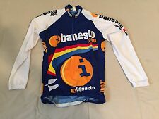 Banesto iBanesto (Unofficial) Long Sleeve Cycling Jersey