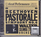 Beethoven Pastorale Symphony No.6 Walter Limited Numbered Stereo Hybrid SACD CD