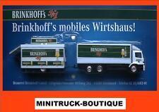 Brinkhoff´s - No1 - mobiles Wirtshaus +++ MB Atego-HZ mit Schankwagen (*)